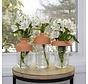 Terra Cotta Vase Tops