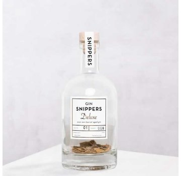 Snippers DeLuxe gin