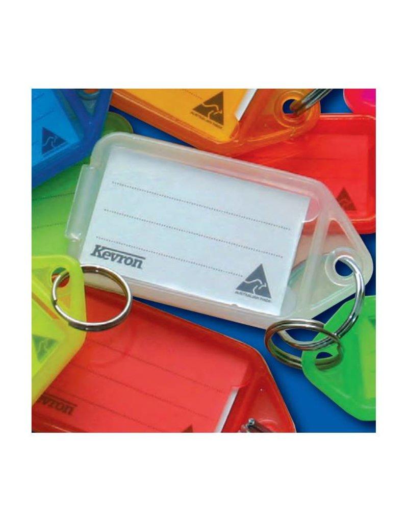 Kevron Schlüssel-Anhänger - Transparent