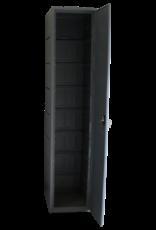 o27 Kunststoff Fächerschrank - E-II-1