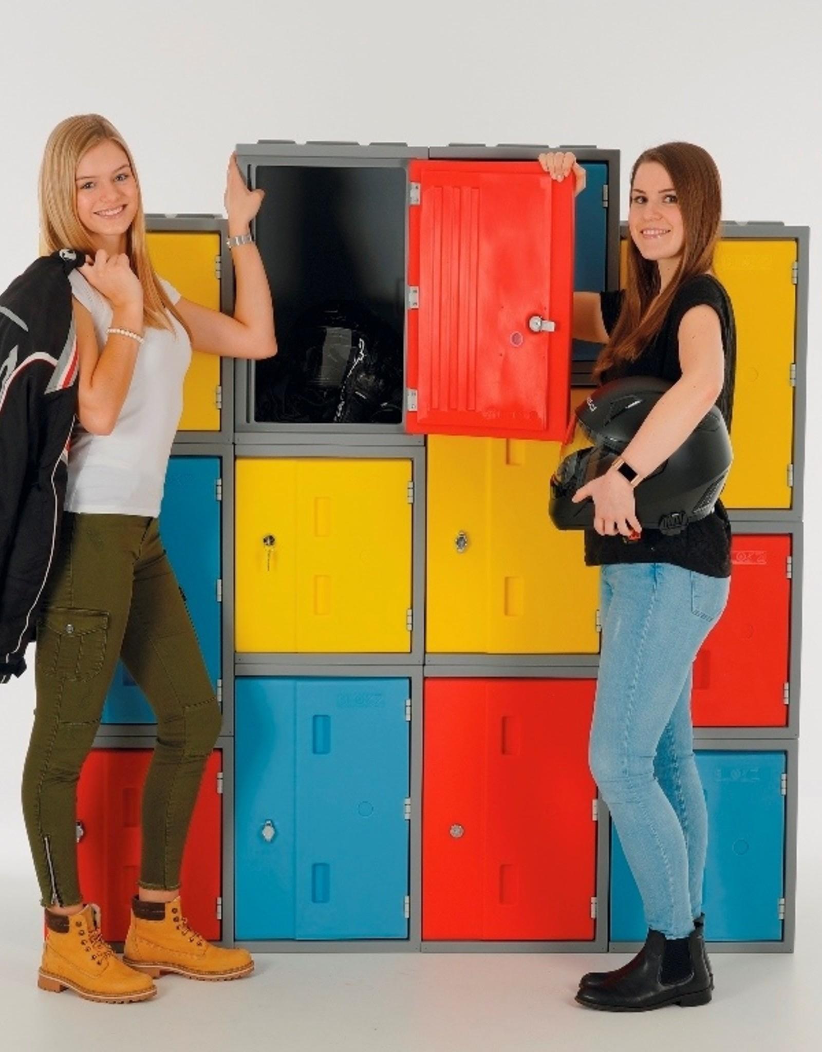 BLOXZ Kunststoff Schließfach 61x38,5x47 - In&Outdoor