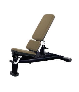 Life Fitness multi adjustable bench