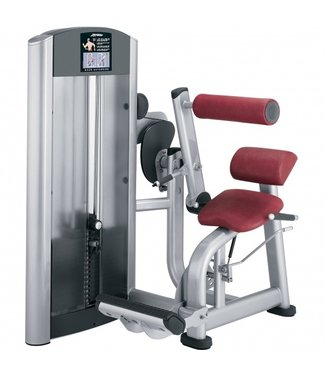 Life Fitness signature back extension