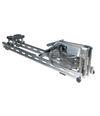 WaterRower S1 Rowing machine stainless steel Limited