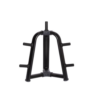 Athletic Performance blue line weight plate tree