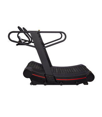 Athletic Performance Curved Treadmill P1