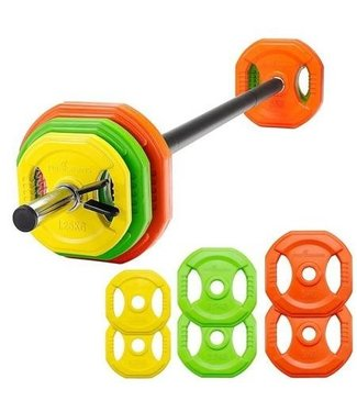 Athletic Performance Bodypump Pro barbell set