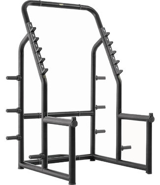 TechnoGym squat rack