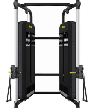 TechnoGym Dual Adjustable Pulley Smart