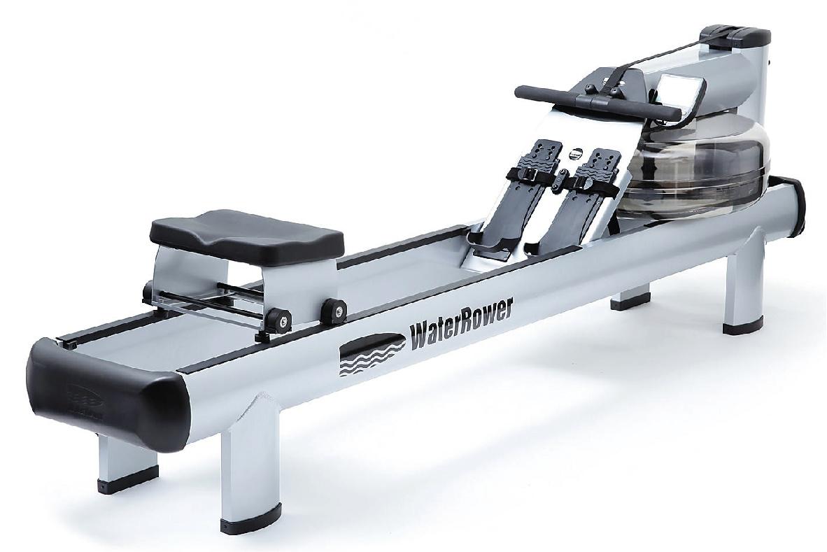 Waterrower Rameur M1 Cadre Acier Hirise Best Buy Fitness Materiel De Fitness Professionnel
