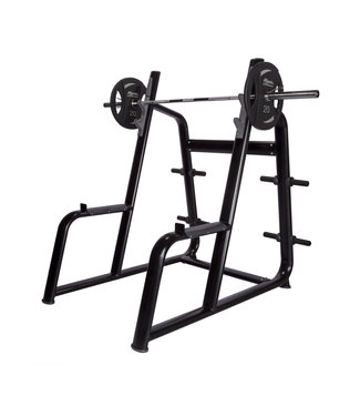 Athletic Performance Olympic Squat Rack Blue Line