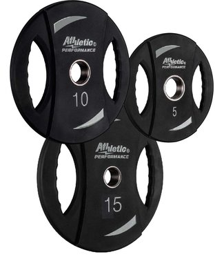 Athletic Performance Olympic Weight Plates P.U.