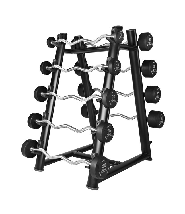 Athletic Performance EZ barbell PU