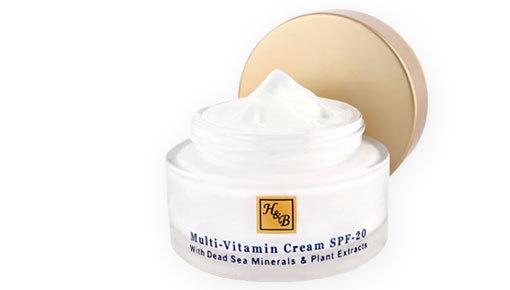 Dagcrèmes voor de gemengde huid
