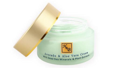 Dagcrèmes voor de gevoelige huid
