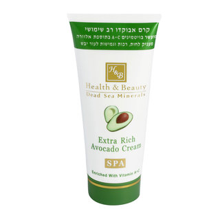 Avocado bodycrème  - Tube 180 ml