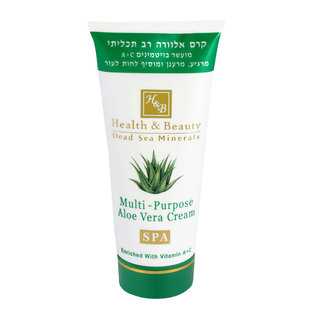Aloe vera bodycrème - Tube 180 ml