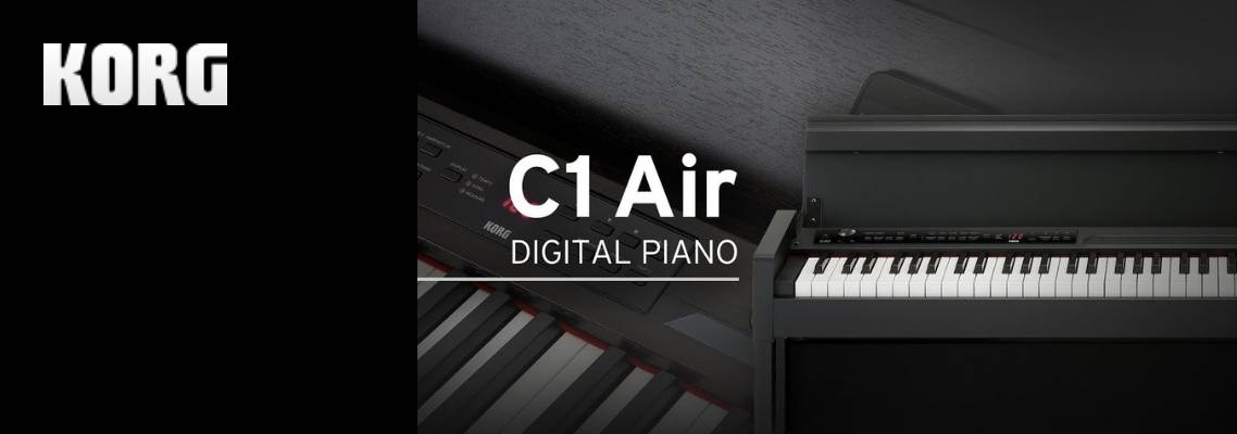 korg piano c1 air bij Muziekhuis Hidding