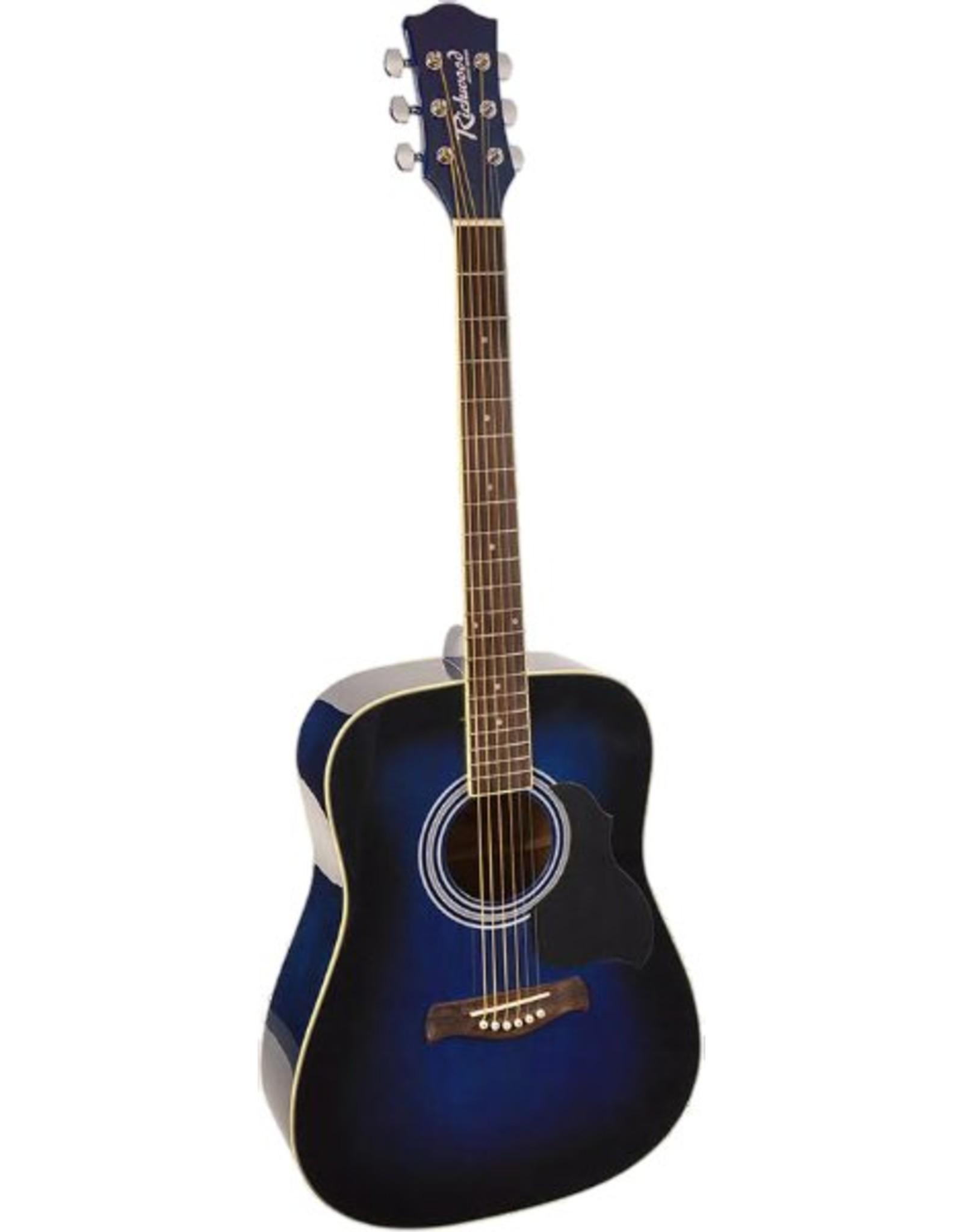 Richwood  RD-12-BUS Richwood Artist Series akoestische gitaar