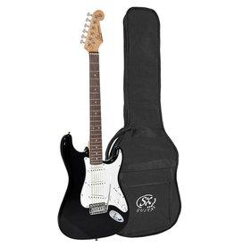 SX SX ED1/BK /  Elektrische gitaar