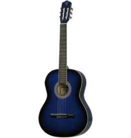 Gomez Gomez 001 4/4 blue sun klassieke gitaar