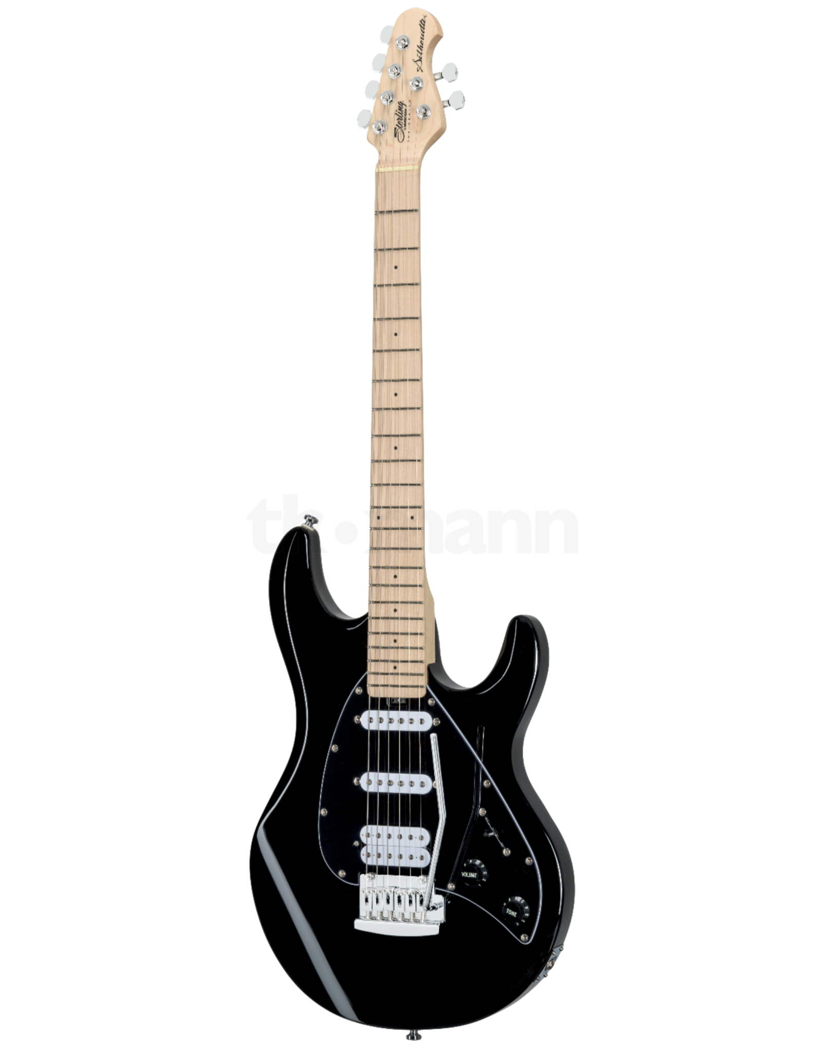 Sterling by Music Man S.U.B. Silhouette BK