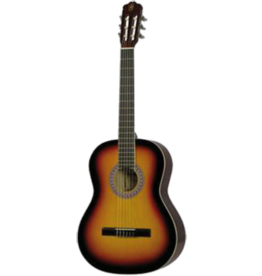 Gomez Gomez 001 4/4 Vintage Sunburst klassieke gitaar