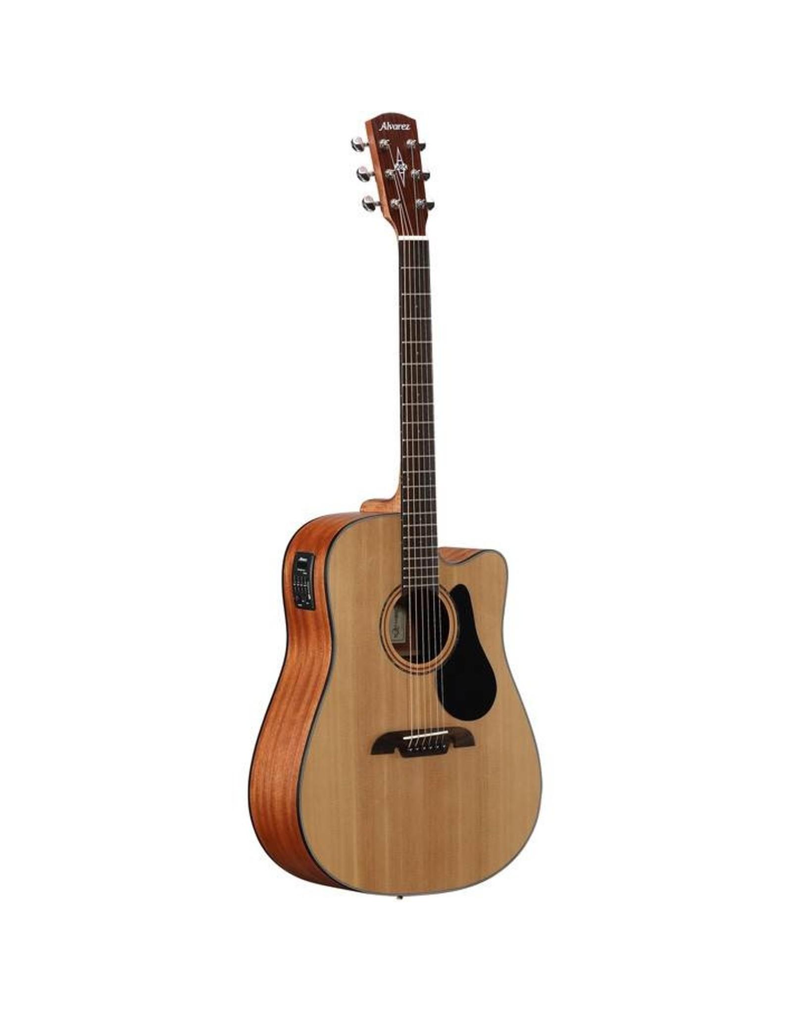 Alvarez Alvarez AD30CE Akoestische gitaar