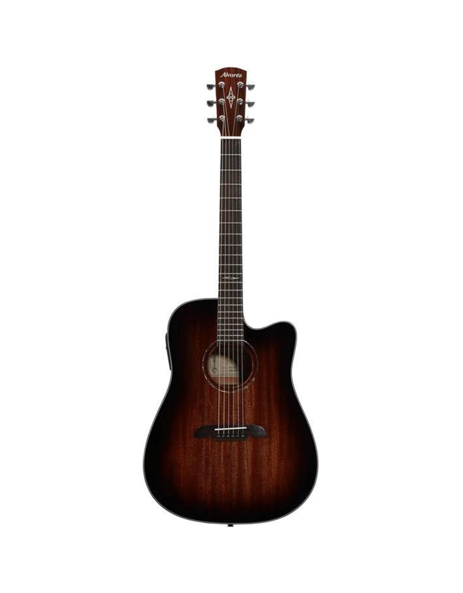 Alvarez Alvarez AD66CESHB Akoestische gitaar
