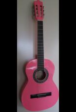 Gomez GOMEZ 036 Klassieke gitaar 3/4 Pink