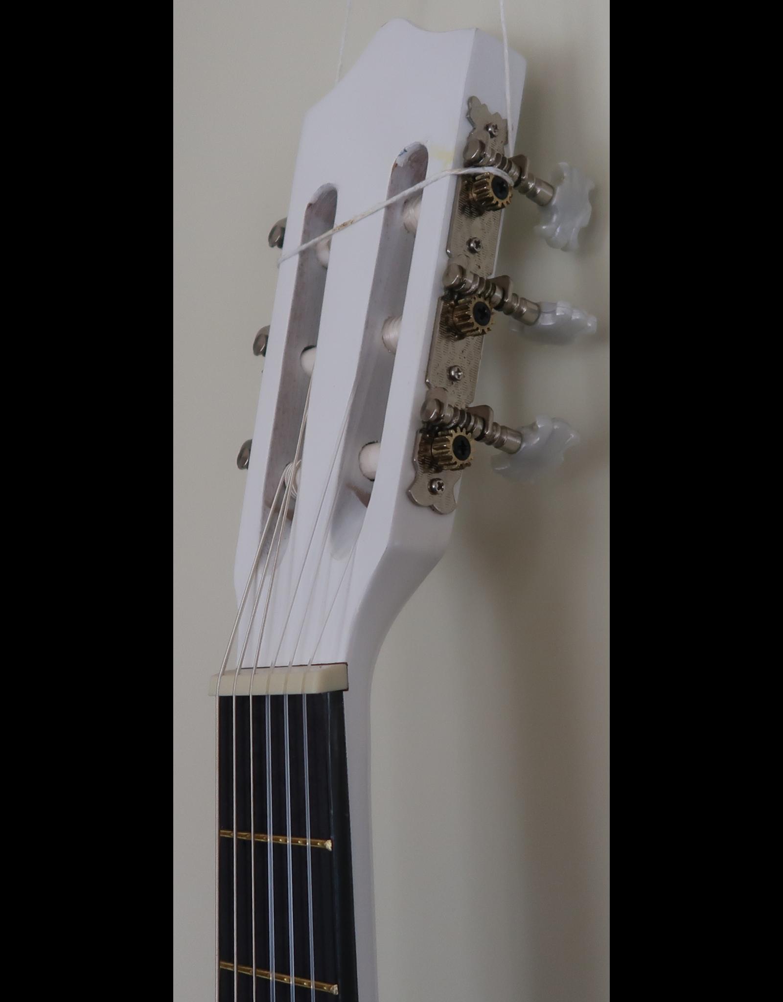 Gomez GOMEZ 036 Klassieke gitaar 3/4 Wit