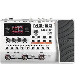 NUX Nux MG-20 Multi-effectpedaal