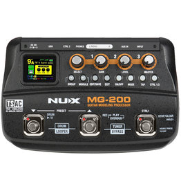 NUX NUX MG-200 multi-effectpedaal