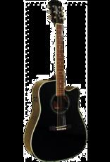 Morgan Morgan W310 SCE BLK Akoestische gitaar