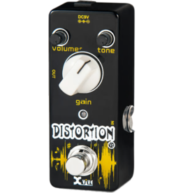 Xvive Mini Pedal Distortion V2-DIST