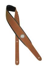 Gaucho Gaucho Padded Series gitaarriem GST-314-LBR
