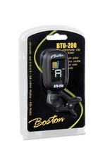 Boston   Boston chromatische clip-on tuner (ook G+B+U+V) full colour display BTU-200