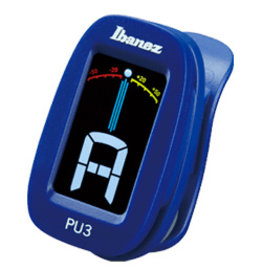 Ibanez Ibanez PU3-BLUE Chromatic Clip Tuner