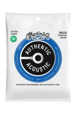 Martin & Co MA530  Martin Authentic Acoustic string set phosphor bronze