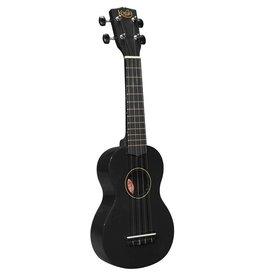 Korala UKS-30-BK| Korala sopraan ukelele met gitaarmechanieken