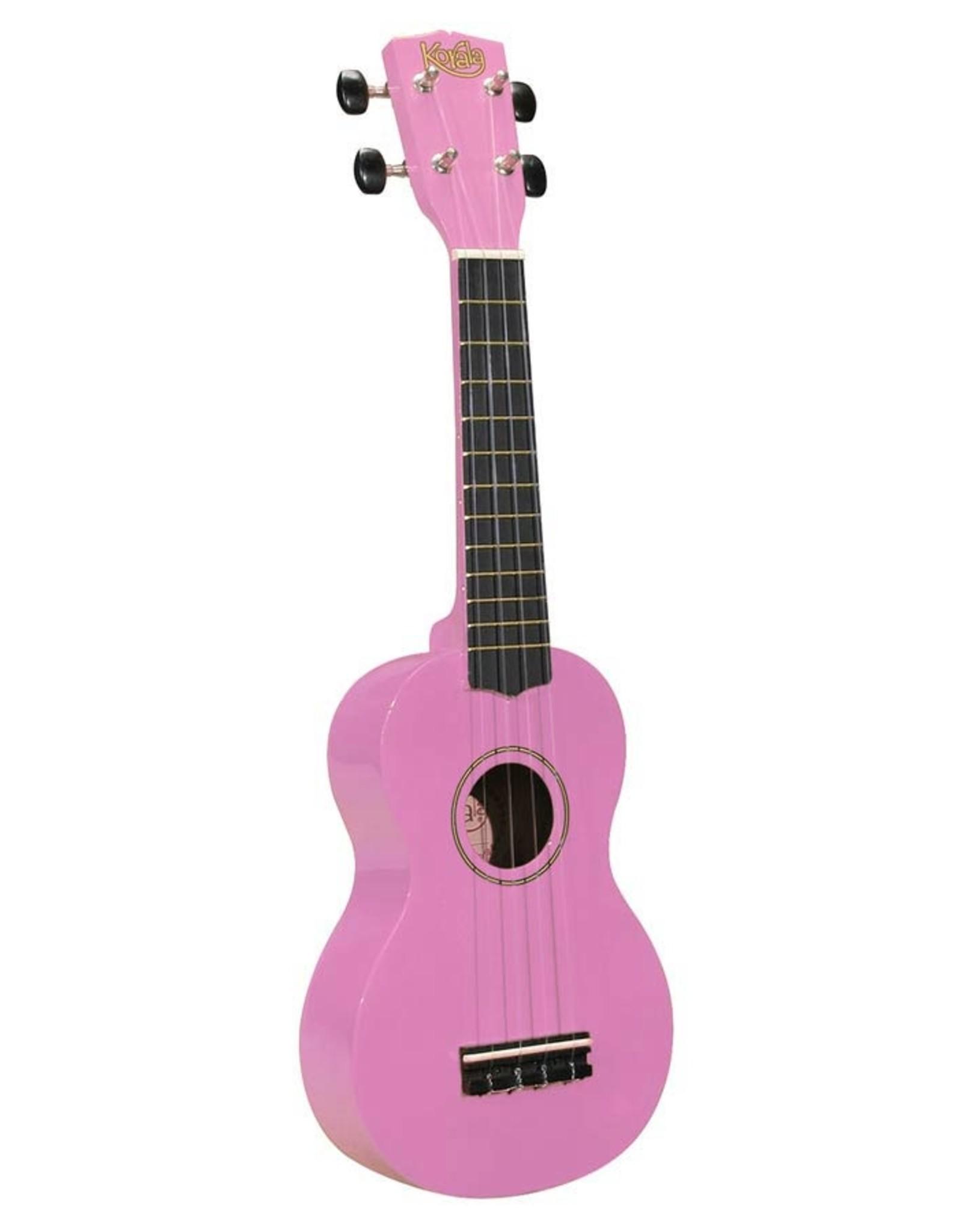 Korala UKS-30-PK| Korala sopraan ukelele met gitaarmechanieken