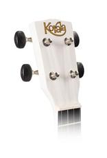 Korala UKS-30-WH| Korala sopraan ukelele met gitaarmechanieken