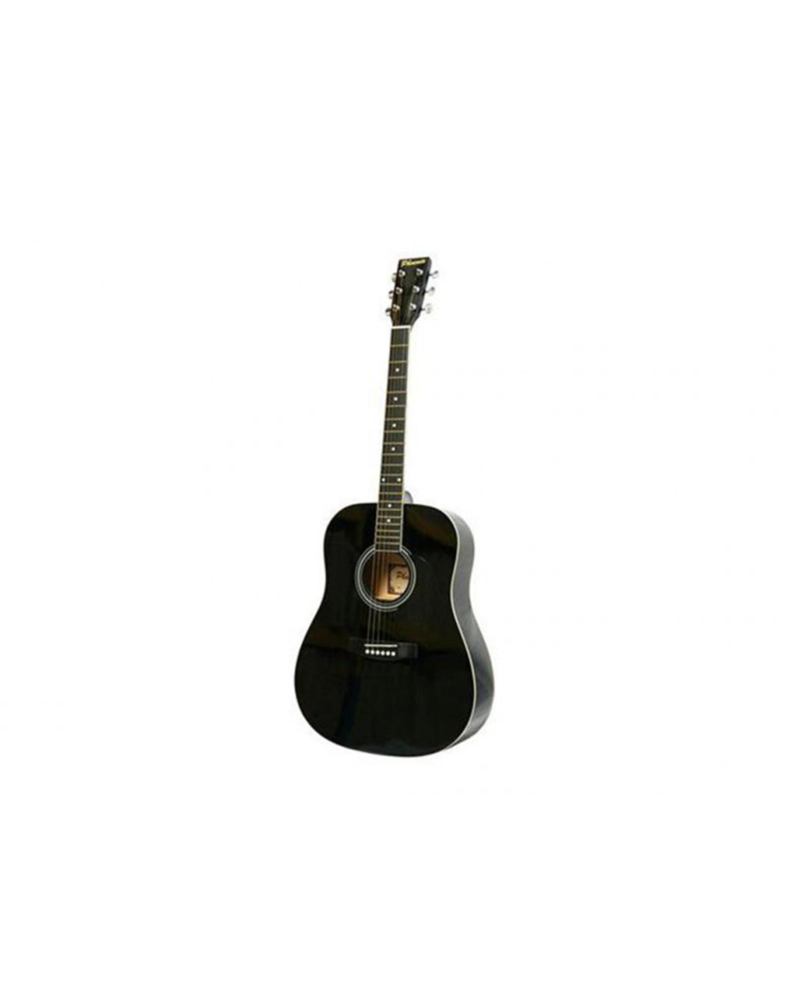 Phoenix Phoenix Western Guitar 001 Black