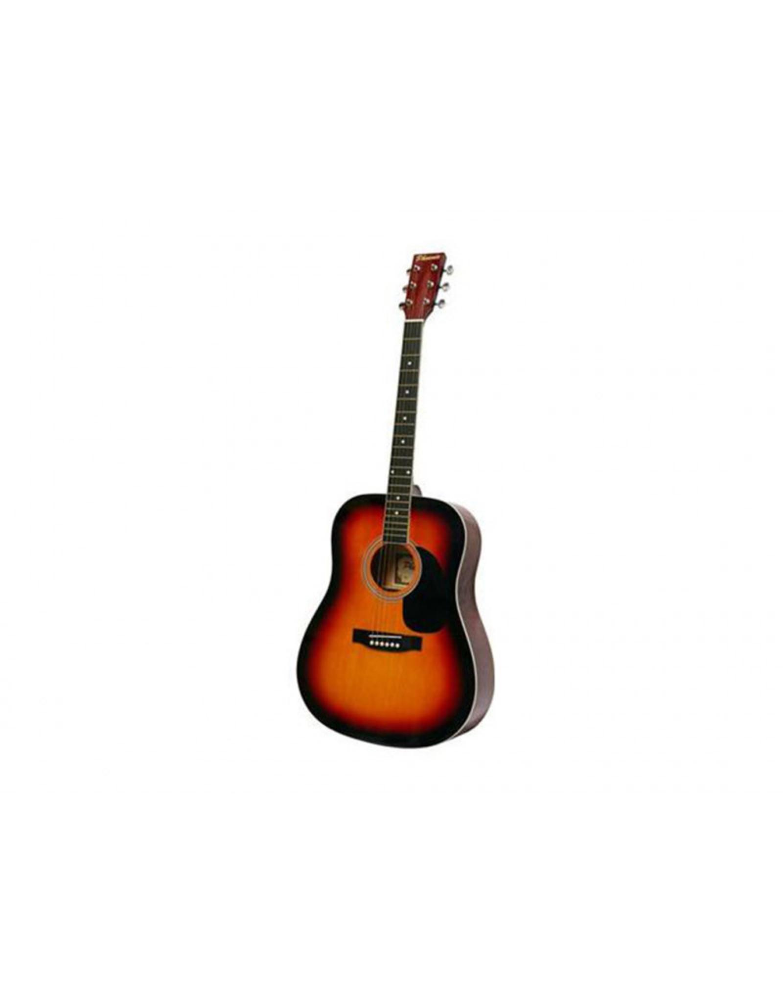 Phoenix Phoenix Western Guitar 001 Vintage Sunburst