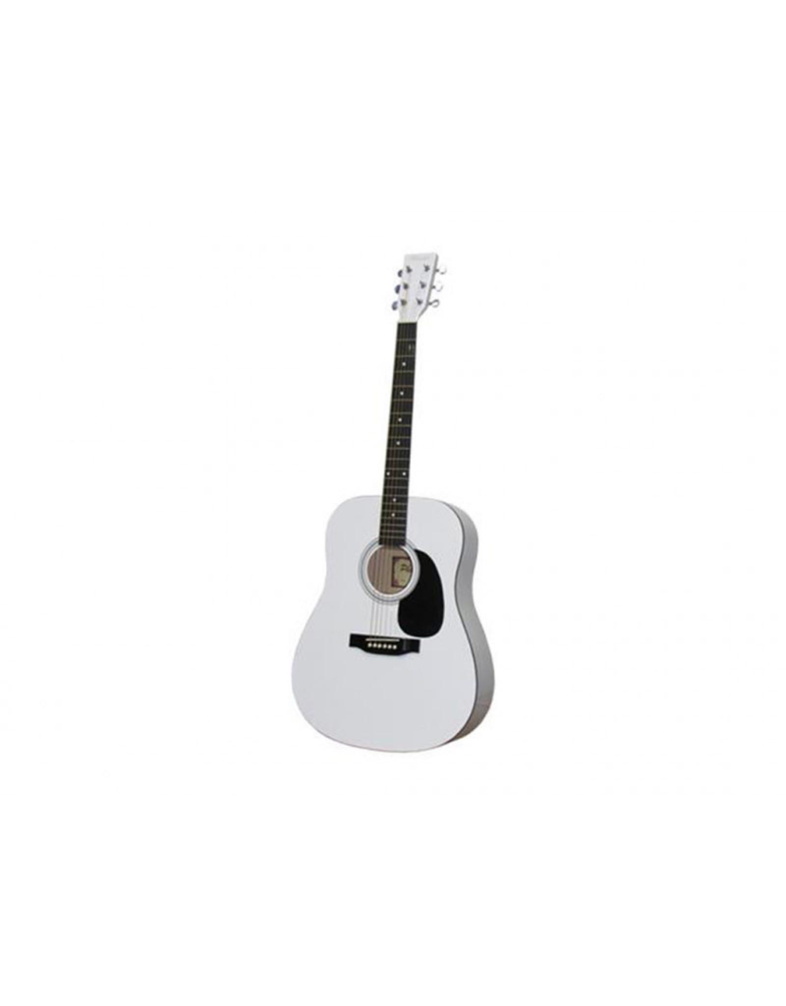Phoenix Phoenix Western Guitar 001 White