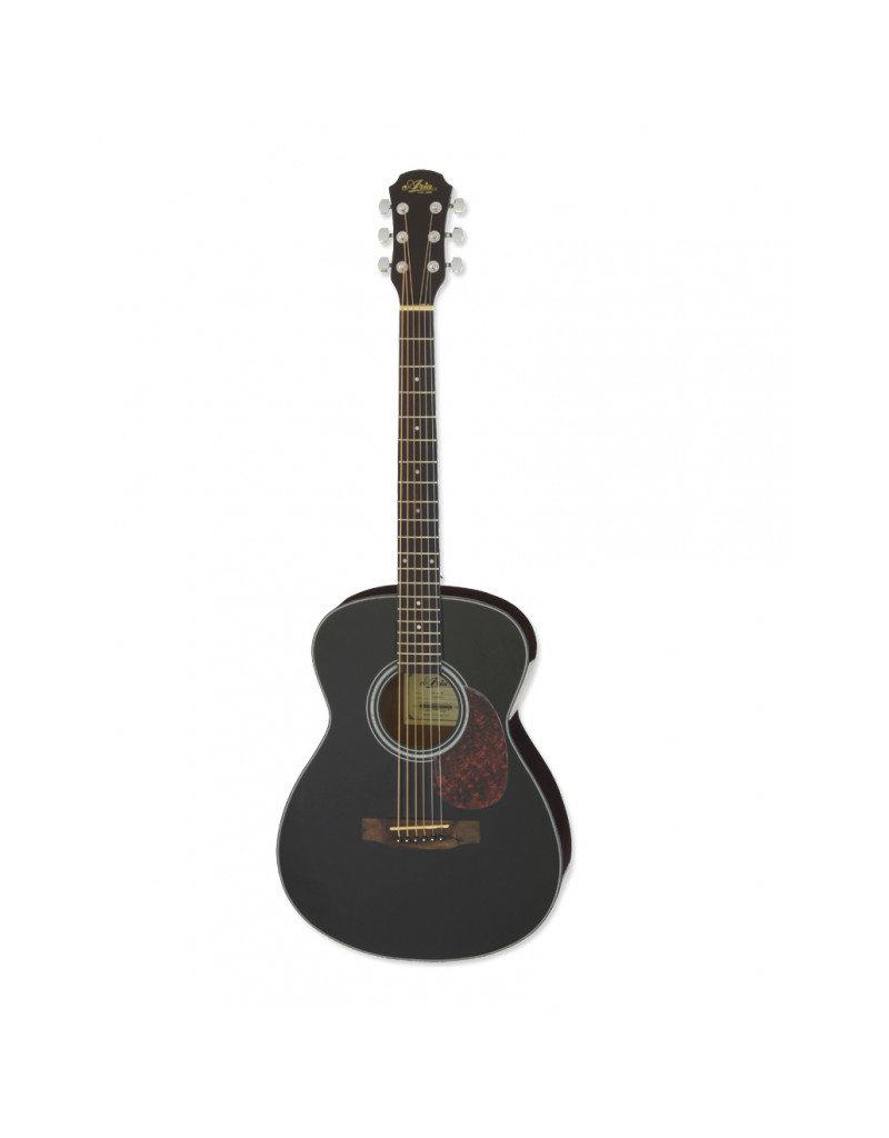 Aria Aria Acoustic Guitar Black ADF-01 BK