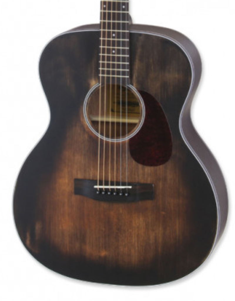 Aria Aria Acoustic Guitar Muddy Brown ARIA-101DP MUBR