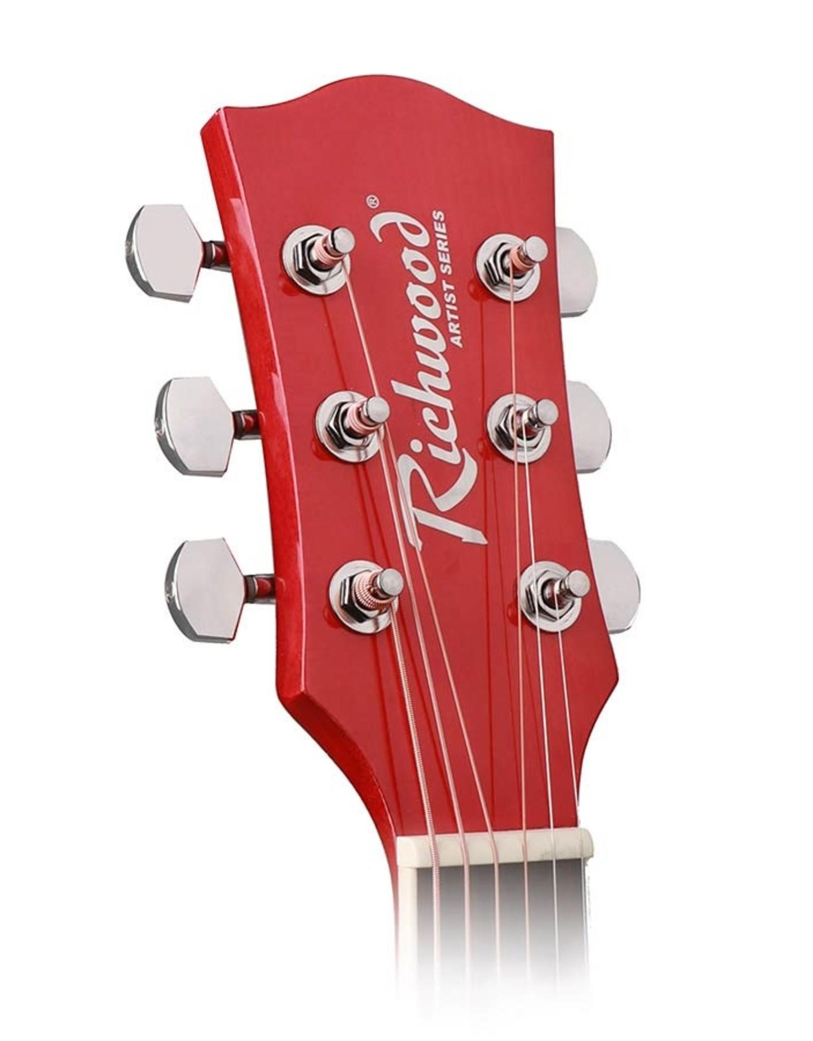 Richwood  RD-12-RS| Richwood Artist Series akoestische gitaar
