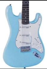 Vintage Vintage V6LB Elektrische gitaar Laguna Blue