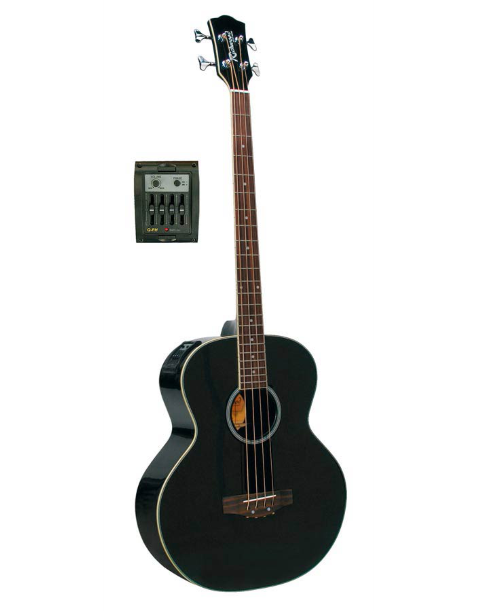 Richwood  RB-60-EBK| Richwood akoestische basgitaar
